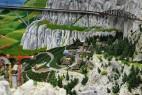 Miniatur Wunderland: Berggondel