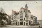 Reproduktion: Jürgen Matschie: Postkarte 1904 Das Wendische (Sorbische) Haus in Bautzen, in dem sich ab 1900 auch das Wendische (Sorbische) Museum präsentierte.